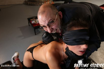Photo number 2 from BDSM and Deep Ass Fingering for Slave Girl July Sun shot for Badtime Stories on Kink.com. Featuring July Sun, Smorlow and Tommi O in hardcore BDSM & Fetish porn.