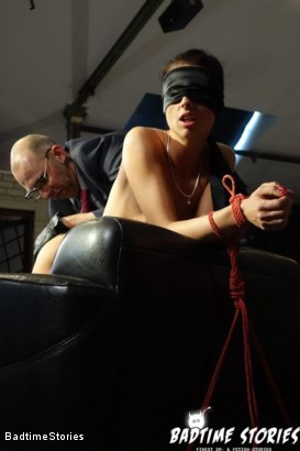 Photo number 12 from BDSM and Deep Ass Fingering for Slave Girl July Sun shot for Badtime Stories on Kink.com. Featuring July Sun, Smorlow and Tommi O in hardcore BDSM & Fetish porn.