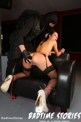 Photo number 7 from BDSM and Deep Ass Fingering for Slave Girl July Sun shot for Badtime Stories on Kink.com. Featuring July Sun, Smorlow and Tommi O in hardcore BDSM & Fetish porn.