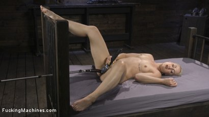 Photo number 13 from Squirting Screaming Orgasms and Anal Machine Fucking shot for Fucking Machines on Kink.com. Featuring Dylan Ryan in hardcore BDSM & Fetish porn.