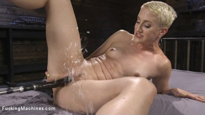 Photo number 16 from Squirting Screaming Orgasms and Anal Machine Fucking shot for Fucking Machines on Kink.com. Featuring Dylan Ryan in hardcore BDSM & Fetish porn.