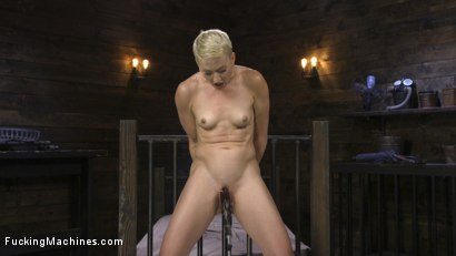 Photo number 17 from Squirting Screaming Orgasms and Anal Machine Fucking shot for Fucking Machines on Kink.com. Featuring Dylan Ryan in hardcore BDSM & Fetish porn.