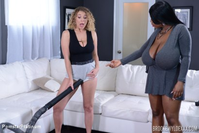 Photo number 5 from Brooke Wylde in Tits Sucked shot for Pornstar Platinum on Kink.com. Featuring Brooke Wylde and Maserati XXX in hardcore BDSM & Fetish porn.