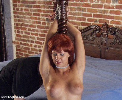 Photo number 1 from Nikki shot for Hogtied on Kink.com. Featuring Nikki in hardcore BDSM & Fetish porn.