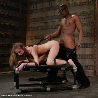 Photo number 10 from Jade Marx shot for Sex And Submission on Kink.com. Featuring Jade Marxxx and Sean Michaels in hardcore BDSM & Fetish porn.