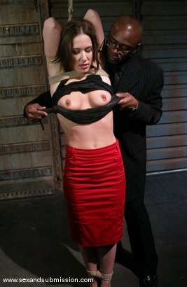 Photo number 2 from Jade Marx shot for Sex And Submission on Kink.com. Featuring Jade Marxxx and Sean Michaels in hardcore BDSM & Fetish porn.