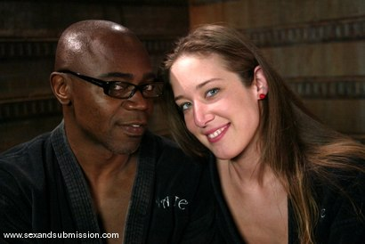 Photo number 15 from Jade Marx shot for Sex And Submission on Kink.com. Featuring Jade Marxxx and Sean Michaels in hardcore BDSM & Fetish porn.