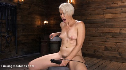 Photo number 1 from Sexy Blonde Cougar Gets Machine Fucked shot for Fucking Machines on Kink.com. Featuring Helena Locke in hardcore BDSM & Fetish porn.