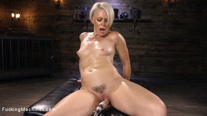 Photo number 11 from Sexy Blonde Cougar Gets Machine Fucked shot for Fucking Machines on Kink.com. Featuring Helena Locke in hardcore BDSM & Fetish porn.