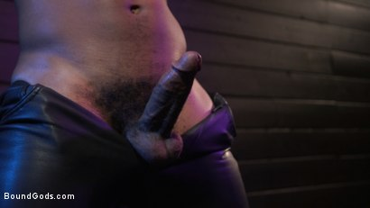 Photo number 7 from  Buck Wright Bound and Beaten   shot for Bound Gods on Kink.com. Featuring Sebastian Keys and Buck Wright in hardcore BDSM & Fetish porn.