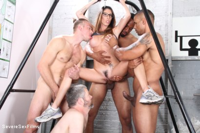 Photo number 8 from Cuckold Watches Wife get Gangbanged shot for Severe Sex Films on Kink.com. Featuring Dava Foxx, Jimmy Broadway, Jovan Jordan, Steve Rodgers and Robert Axel in hardcore BDSM & Fetish porn.