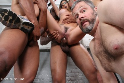 Photo number 9 from Cuckold Watches Wife get Gangbanged shot for Severe Sex Films on Kink.com. Featuring Dava Foxx, Jimmy Broadway, Jovan Jordan, Steve Rodgers and Robert Axel in hardcore BDSM & Fetish porn.