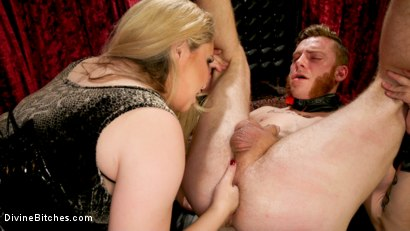 Photo number 19 from Lonely for your pain: Aiden Starr dominates partner Sebastian Keys shot for Divine Bitches on Kink.com. Featuring Aiden Starr and Sebastian Keys in hardcore BDSM & Fetish porn.