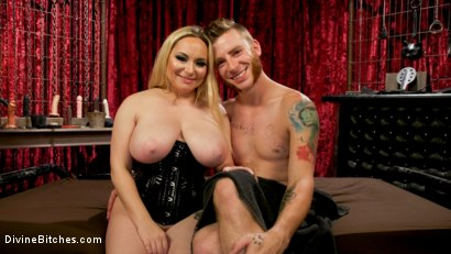 Photo number 21 from Lonely for your pain: Aiden Starr dominates partner Sebastian Keys shot for Divine Bitches on Kink.com. Featuring Aiden Starr and Sebastian Keys in hardcore BDSM & Fetish porn.