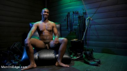 Photo number 14 from Buck Wright Quivers on Edge! shot for Men On Edge on Kink.com. Featuring Buck Wright in hardcore BDSM & Fetish porn.