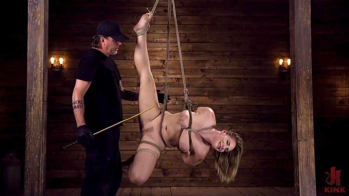 Photo number 4 from Making Bondage Dreams Cum True shot for Hogtied on Kink.com. Featuring Hadley Viscara in hardcore BDSM & Fetish porn.