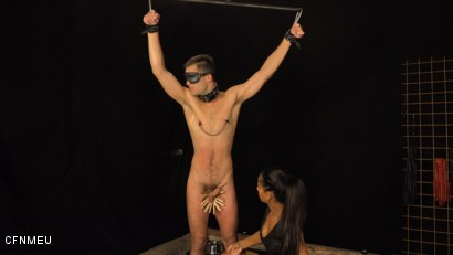 Photo number 4 from Personal Slave shot for cfnmeu on Kink.com. Featuring Alan Carly and Isabella Chrystin in hardcore BDSM & Fetish porn.