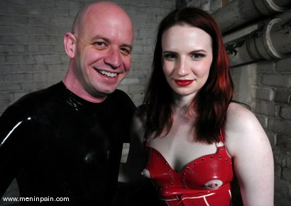 Photo number 15 from Claire Adams and Patrick Andraste shot for Men In Pain on Kink.com. Featuring Patrick Andraste and Claire Adams in hardcore BDSM & Fetish porn.