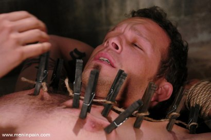 Photo number 11 from Isis Love and Billy shot for Men In Pain on Kink.com. Featuring Billy and Isis Love in hardcore BDSM & Fetish porn.