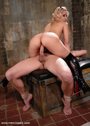 Photo number 12 from Isis Love and Billy shot for Men In Pain on Kink.com. Featuring Billy and Isis Love in hardcore BDSM & Fetish porn.