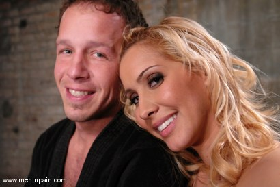 Photo number 15 from Isis Love and Billy shot for Men In Pain on Kink.com. Featuring Billy and Isis Love in hardcore BDSM & Fetish porn.