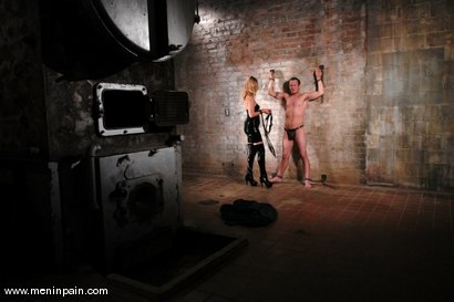 Photo number 7 from Isis Love and Billy shot for Men In Pain on Kink.com. Featuring Billy and Isis Love in hardcore BDSM & Fetish porn.