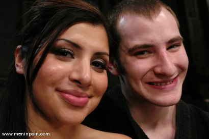Photo number 15 from Sativa Rose and Nomad shot for Men In Pain on Kink.com. Featuring Sativa Rose and Nomad in hardcore BDSM & Fetish porn.