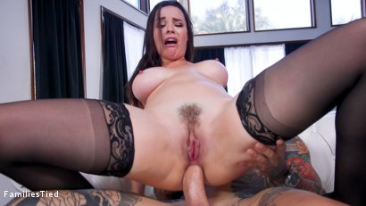 Photo number 16 from Devious Dana DeArmond Trains Her Step-Daughter For Anal Whore Service shot for  on Kink.com. Featuring Abella Danger, Juan Lucho and Dana DeArmond in hardcore BDSM & Fetish porn.