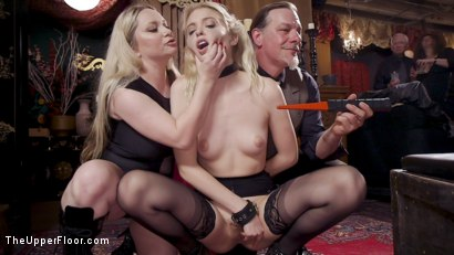 Photo number 9 from Teen Anal Slut Turned Out For Service at BDSM Swinger Soiree shot for The Upper Floor on Kink.com. Featuring Aiden Starr, Donny Sins, Arabelle Raphael and Chloe Cherry in hardcore BDSM & Fetish porn.