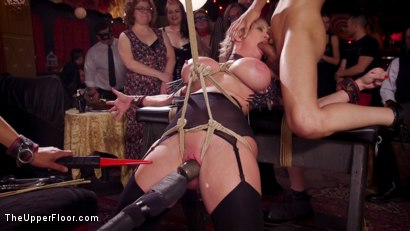 Photo number 7 from Squirting DP Anal Sluts Serve the Folsom Orgy shot for The Upper Floor on Kink.com. Featuring Dee Williams, Nikki Darling and Donny Sins in hardcore BDSM & Fetish porn.