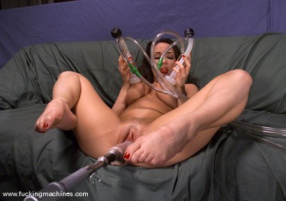 Photo number 6 from Jewell Marceau shot for Fucking Machines on Kink.com. Featuring Jewell Marceau in hardcore BDSM & Fetish porn.