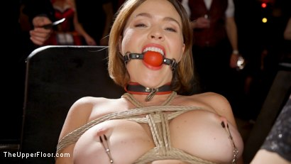 Photo number 2 from Teen Whore Trained in Anal Bondage By MILF Sex Servant shot for The Upper Floor on Kink.com. Featuring Aiden Starr, Rob Piper, Krissy Lynn and Avi Love in hardcore BDSM & Fetish porn.