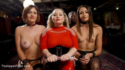 Photo number 33 from Teen Whore Trained in Anal Bondage By MILF Sex Servant shot for The Upper Floor on Kink.com. Featuring Aiden Starr, Rob Piper, Krissy Lynn and Avi Love in hardcore BDSM & Fetish porn.