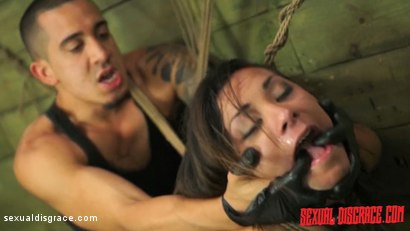 Photo number 17 from Isa Mendez #1 Sexual Disgrace Attitude Adjustment shot for Sexual Disgrace on Kink.com. Featuring Bruno Dickemz and Isa Mendez in hardcore BDSM & Fetish porn.