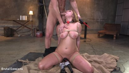 Photo number 6 from Skylar Snow's Abject Anal Invasion shot for Brutal Sessions on Kink.com. Featuring Skylar Snow  and Seth Gamble in hardcore BDSM & Fetish porn.