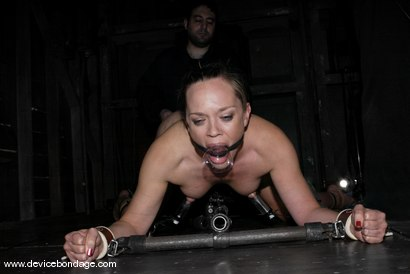 Photo number 14 from Endurance shot for Device Bondage on Kink.com. Featuring Ky in hardcore BDSM & Fetish porn.
