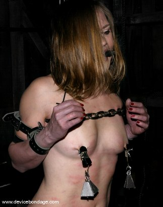 Photo number 7 from Endurance shot for Device Bondage on Kink.com. Featuring Ky in hardcore BDSM & Fetish porn.