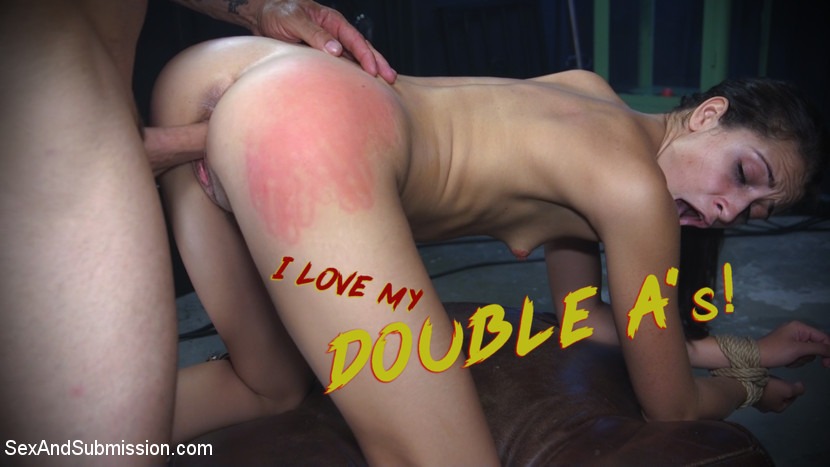 SexAndSubmission - I Love My Double A's!