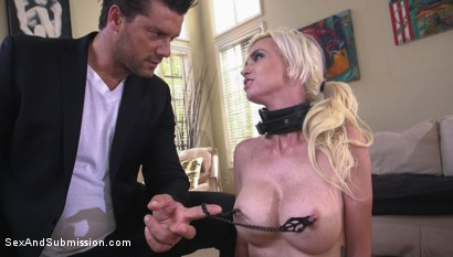 Photo number 2 from Anal Star shot for Sex And Submission on Kink.com. Featuring Ramon Nomar and Astrid Star in hardcore BDSM & Fetish porn.