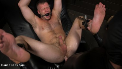 Photo number 13 from The Good Slave: Tough built boy Brian Bonds returns shot for Bound Gods on Kink.com. Featuring Sebastian Keys, Brian Bonds and Mason Lear in hardcore BDSM & Fetish porn.