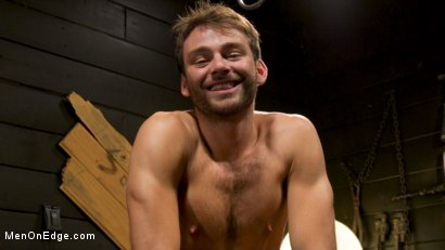 Photo number 21 from In Home Entertainment: Captive Slut Max Adonis Edged, Fucked, Tickled shot for Men On Edge on Kink.com. Featuring Max Adonis in hardcore BDSM & Fetish porn.