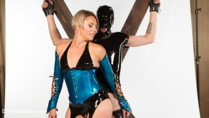 Photo number 11 from Helena Locke and Tony Orlando: Fucked and Cucked  shot for Divine Bitches on Kink.com. Featuring Helena Locke and Tony Orlando in hardcore BDSM & Fetish porn.