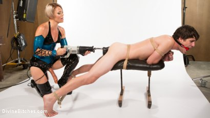 Photo number 19 from Helena Locke and Tony Orlando: Fucked and Cucked  shot for Divine Bitches on Kink.com. Featuring Helena Locke and Tony Orlando in hardcore BDSM & Fetish porn.