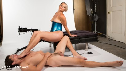 Photo number 30 from Helena Locke and Tony Orlando: Fucked and Cucked  shot for Divine Bitches on Kink.com. Featuring Helena Locke and Tony Orlando in hardcore BDSM & Fetish porn.
