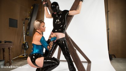 Photo number 6 from Helena Locke and Tony Orlando: Fucked and Cucked  shot for Divine Bitches on Kink.com. Featuring Helena Locke and Tony Orlando in hardcore BDSM & Fetish porn.