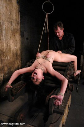 Photo number 11 from LieLani shot for Hogtied on Kink.com. Featuring LieLani in hardcore BDSM & Fetish porn.