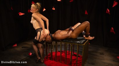 Photo number 18 from TEDxxx: Kinky Ideas Worth Spreading shot for Divine Bitches on Kink.com. Featuring Mona Wales and Buck Wright in hardcore BDSM & Fetish porn.