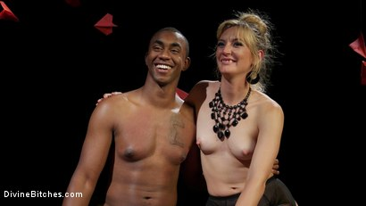 Photo number 21 from TEDxxx: Kinky Ideas Worth Spreading shot for Divine Bitches on Kink.com. Featuring Mona Wales and Buck Wright in hardcore BDSM & Fetish porn.