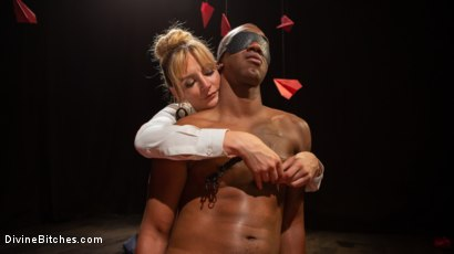 Photo number 5 from TEDxxx: Kinky Ideas Worth Spreading shot for Divine Bitches on Kink.com. Featuring Mona Wales and Buck Wright in hardcore BDSM & Fetish porn.