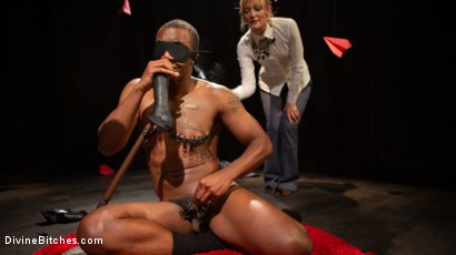 Photo number 8 from TEDxxx: Kinky Ideas Worth Spreading shot for Divine Bitches on Kink.com. Featuring Mona Wales and Buck Wright in hardcore BDSM & Fetish porn.
